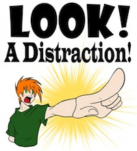 Distraction-