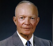 dwight eisenhower Death of the Middle Class