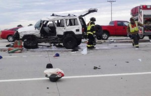 Berthoud accident