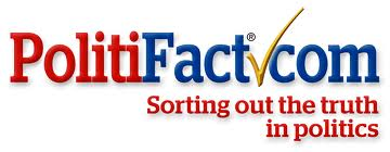 Politifact logo Nine out of the 10 poorest states are Red states