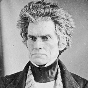 John C Calhoun 37250 3 402 Government shutdown 180 years in the making