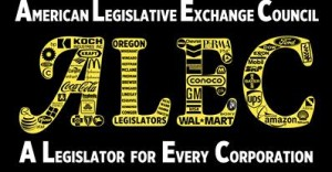 ALEC Members wont support democracy