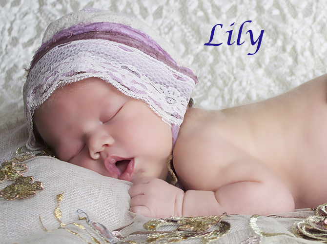 La Lily Latchaw Twins Birth Announcement