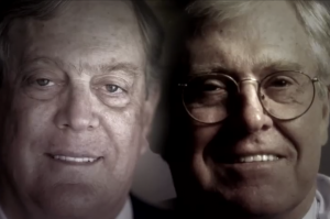 Koch brothers 620x412 300x199 Partisan politics in our schools