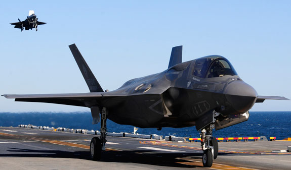 f 35 575 Here's What 60 Minutes Didn't Tell You About the F 35