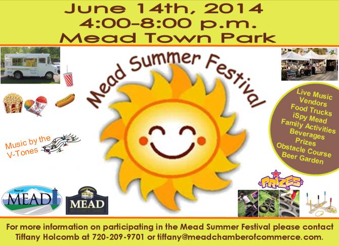 2014SFad 670x486 Mead Summer Festival