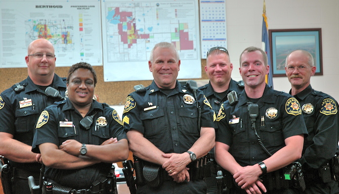 Berthoud Squad Deputies selected for Berthoud patrol