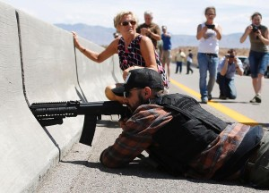 nevada ranch wannabe 300x216 Tea Party has become a terrorist group