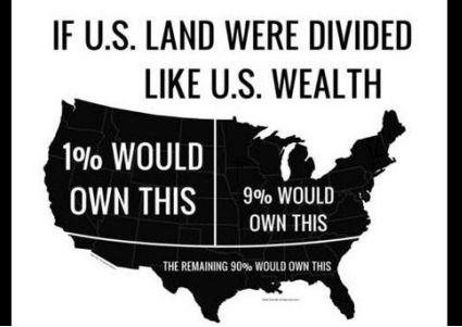 us inequality map Inequality in America