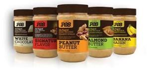 P 28 peanut butter