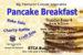 Big Thompson Canyon Association Pancake Breakfast