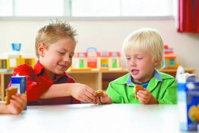 LunchKids School Meals and Your Child's Nutrition