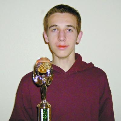 SC Spencer%20Golsan %20chess%20club DC.tif0015 0 BHS Sophomore Golsan District Chess Champion for 2nd Year, Moves on to State