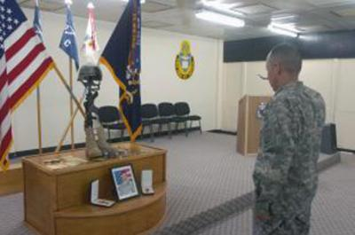 iraq Berthoud Fallen Soldier Honored in Iraq