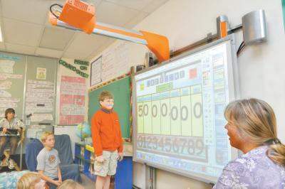 smart%20board Smart Classroom