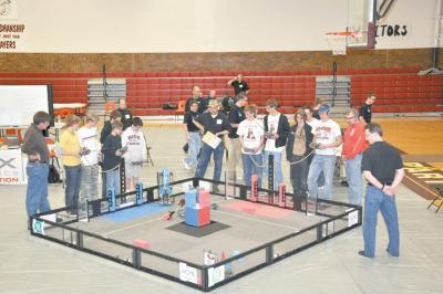 vex%205 VEX Robot Tournament a Huge Success