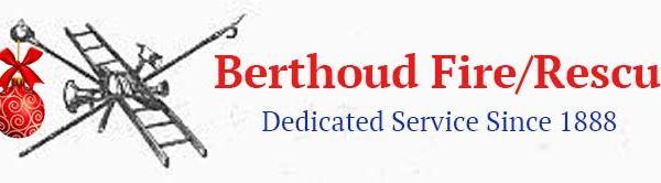 Berthoud Fire Calls: December 2019