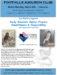 Foothills Audubon March Program