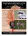 Foothills Audubon November program